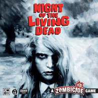 CMON Zombicide - 8 Night of the Living Dead