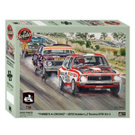 Impact Puzzles Holden Threes a Crowd Puzzle 1,000pc