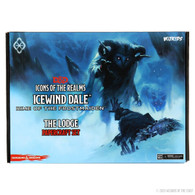 Wizkids DandD Icons of the Realms Papercraft Set - Icewind Dale The Lodge