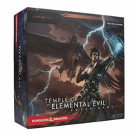 Wizards of the Coast DandD Board Game - Temple of Elemental Evil