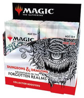 Wizards of the Coast Magic Collector Box - Adventures in the Forgotten Realms