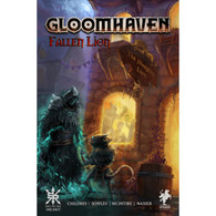 Greater Than Games Gloomhaven Fallen Lion Comic Book