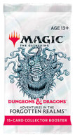 Wizards of the Coast Magic Collector Booster - DandD Adventures in the Forgotten Realms