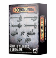 Games Workshop Necromunda Accessories - Goliath Weapons and Upgrades