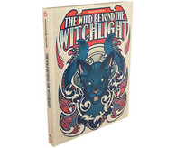 Wizards of the Coast DandD Manual - 28 The Wild Beyond The Witchlight Alternate Cover