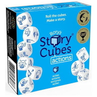 Hub Games Rorys Story Cubes - Actions