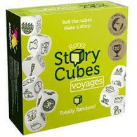 Hub Games Rorys Story Cubes - Voyages