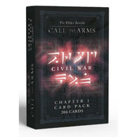 Modiphius Elder Scrolls Call To Arms RPG Card Pack - Chapter 1 Civil War
