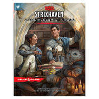 Wizards of the Coast DandD Manual Strixhaven A Curriculum of Chaos
