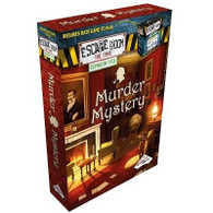 Identity Games Escape Room the Game Murder Mystery Expansion