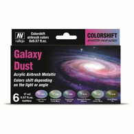 Vallejo The Shifters 77092 - Paint Set Galaxy Dust