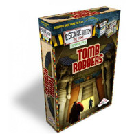Identity Games Escape Room the Game Tomb Robbers Expansion