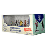 Wizkids Critical Role - Factions of Wildemount Clovis Concord and Menagerie Coast