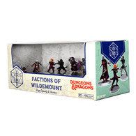 Wizkids Critical Role - Factions of Wildemount Kryn Dynasty and Xhorhas