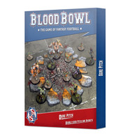 Games Workshop Blood Bowl Pitch - Ogre Pitch and Dugouts