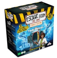 Identity Games Escape Room the Game Family Edition - Time Travel