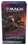 Wizards of the Coast Magic Prerelease Pack - DandD Adventures in the Forgotten Realms