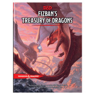 Wizards of the Coast DandD Fizbans Treasury of Dragons
