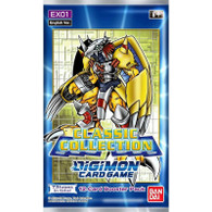 Bandai Digimon Card Game Case - Classic Collection EX01
