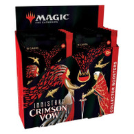 Wizards of the Coast Magic Collector Box - Innistrad Crimson Vow