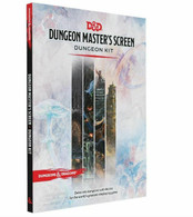 Wizards of the Coast DandD Dungeon Masters Screen Dungeon Kit