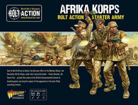 Warlord Games Bolt Action - Afrika Korps Starter Army