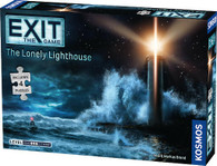 Kosmos Exit the Game - The Deserted Lighthouse Jigsaw Puzzle and Game