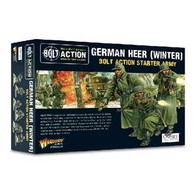 Warlord Games Bolt Action - German Heer Winter Starter Army