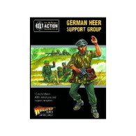 Bolt Action - German Heer Support Group