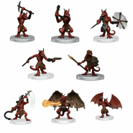 D&D Icons Of The Realms (Figure Pack) - Kobold Warband