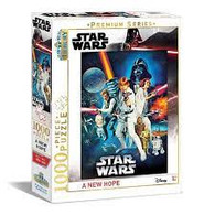 Star Wars Puzzle - A New Hope