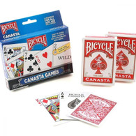United States Playing Card Company Bicycle - Canasta Games