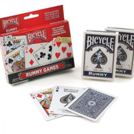 United States Playing Card Company Bicycle - Rummy Games