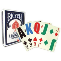 United States Playing Card Company Bicycle - E-Z See/Lo Vision Jumbo Index Playing Cards