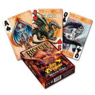 United States Playing Card Company Bicycle - Anne Stokes Age of Dragons