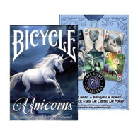 United States Playing Card Company Bicycle - Anne Stokes Unicorns