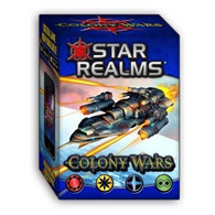 White Wizard Games Star Realms - Colony Wars