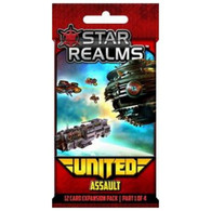 White Wizard Games Star Realms - United Assault