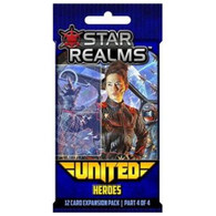 White Wizard Games Star Realms - United Heroes