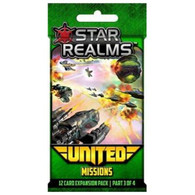 White Wizard Games Star Realms - United Missions