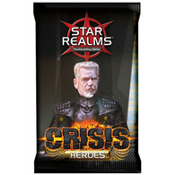 White Wizard Games Star Realms - Crisis Heroes