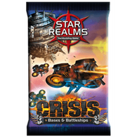 White Wizard Games Star Realms - Bases and Battleships
