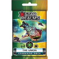 White Wizard Games Star Realms - Command Deck - The Union