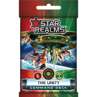 White Wizard Games Star Realms - Command Deck - The Unity