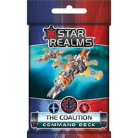 White Wizard Games Star Realms - Command Deck - The Coalition