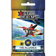 White Wizard Games Star Realms - Command Deck - The Alliance