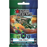 White Wizard Games Star Realms - Command Deck - The Pact