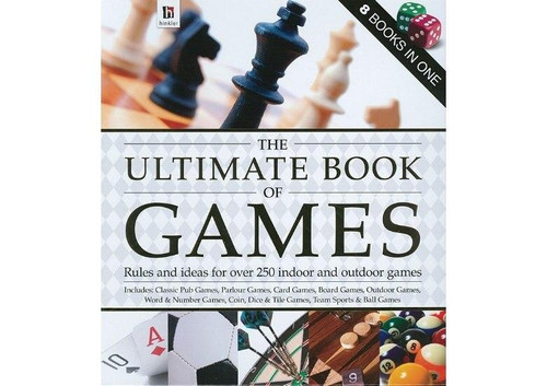Hinkler Books The Ultimate Book of Games