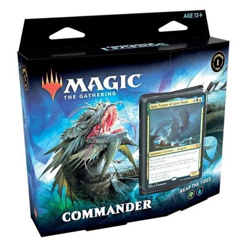 Wizards of the Coast Magic Commander Deck - Commander Legends
