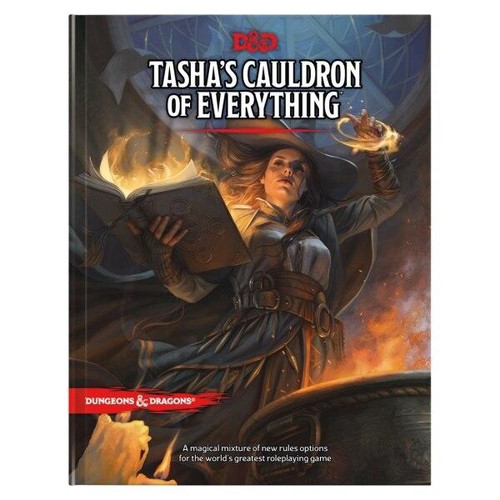Wizards of the Coast DandD Manual - 26 Tashas Cauldron of Everything